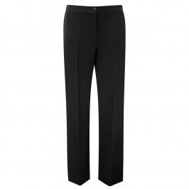 Habella black suiting TROUSERS - Plus Size Collection
