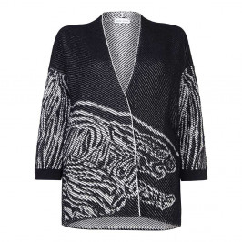 PER TE BY KRIZIA ANGORA & CASHMERE BLEND CARDIGAN - Plus Size Collection