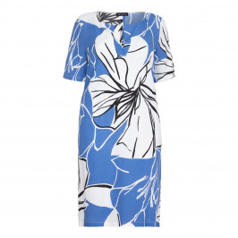 KRIZIA flower print DRESS - Plus Size Collection