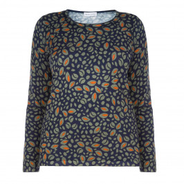 PER TE BY KRIZIA PRINT SWEATER - Plus Size Collection