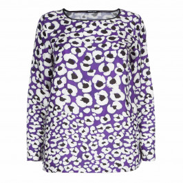 PER TE BY KRIZIA FLORAL PRINT TUNIC - Plus Size Collection