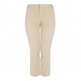 NYDJ CLASSIC COTTON CHINO STRAW - Plus Size Collection