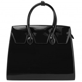 C.L. HANDBAGS PATENT BAG - Plus Size Collection