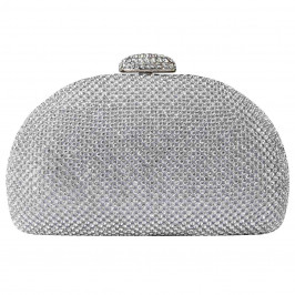 C.L. HANDBAGS CRYSTAL CLUTCH - Plus Size Collection