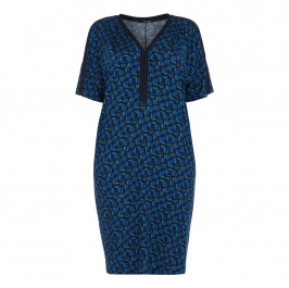 LUISA VIOLA silky jersey DRESS - Plus Size Collection