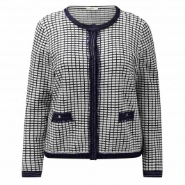 PERSONA KNITTED JACKET - Plus Size Collection