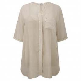 SULU OVERSHIRT AND CAMI - Plus Size Collection