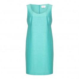 MARINA RINALDI Aqua SHIFT DRESS - Plus Size Collection