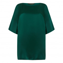 Marina Rinaldi Emerald Green Tunic - Plus Size Collection