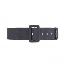 MARINA RINALDI BUCKLE BELT WIDE - Plus Size Collection