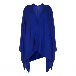 Marina Rinaldi silk cashmere knit CAPE - Plus Size Collection
