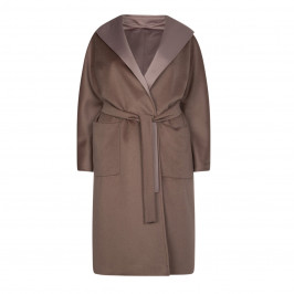 MARINA RINALDI REVERSIBLE COAT - Plus Size Collection