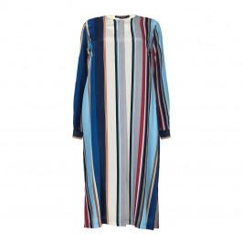 Marina Rinaldi silk shirt DRESS - Plus Size Collection