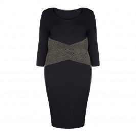 Marina Rinaldi STRETCH BODYCON DRESS - Plus Size Collection