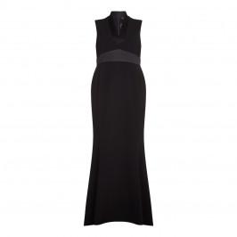 Marina Rinaldi black BALLGOWN (optional sleeves) - Plus Size Collection