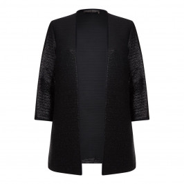 MARINA RINALDI COLLARLESS EVENING JACKET - Plus Size Collection