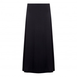 Marina Rinaldi long black cocktail SKIRT - Plus Size Collection