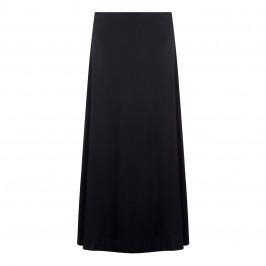 Marina Rinaldi long black cocktail SKIRT - Plus Size Collection