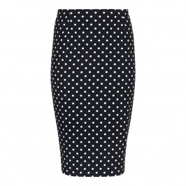 Marina Rinaldi Polka dot SKIRT - Plus Size Collection