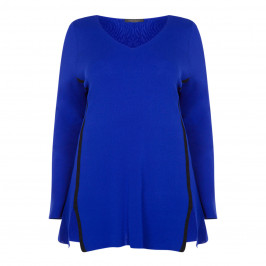 MARINA RINALDI V-NECK SWEATER