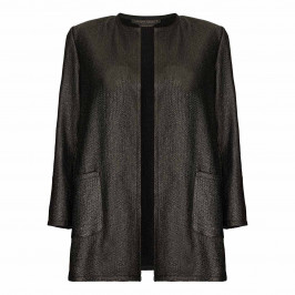 Marina Rinaldi BLACK JACKET - Plus Size Collection