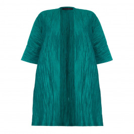 Marina Rinaldi emerald crushed JACKET - Plus Size Collection