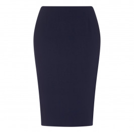 Marina Rinaldi navy pencil SKIRT - Plus Size Collection