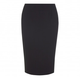MARINA RINALDI BLACK PENCIL SKIRT - Plus Size Collection