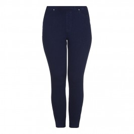 Marina Rinaldi dark denim JEGGING