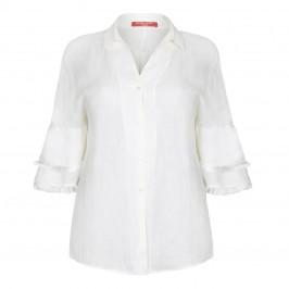 Marina Rinaldi linen shirt  - Plus Size Collection