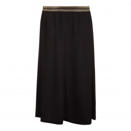 Marina Rinaldi black sport SKIRT - Plus Size Collection