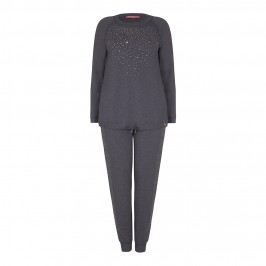Marina Rinaldi sports luxe embellished Top & Trousers - Plus Size Collection