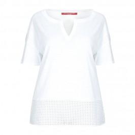 MARINA RINALDI cotton jersey TUNIC - Plus Size Collection