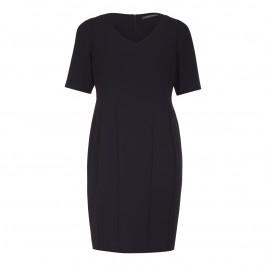 Marina Rinaldi Navy DRESS - Plus Size Collection