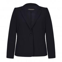 Marina Rinaldi navy tailored JACKET - Plus Size Collection