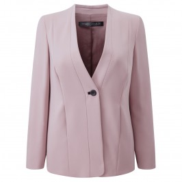 Marina Rinaldi pink tailored jacket - Plus Size Collection