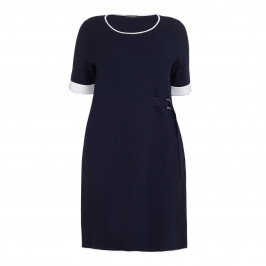 Marina Rinaldi Knitted Dress - Plus Size Collection