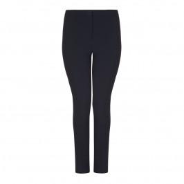 Marina Rinaldi navy slim leg TROUSERS - Plus Size Collection