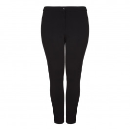 Marina Rinaldi Black Jersey Trouser - Plus Size Collection