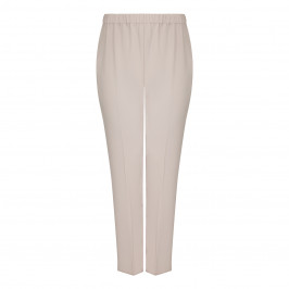 MARINA RINALDI PULL ON FRONT CREASE TROUSER CACHA - Plus Size Collection