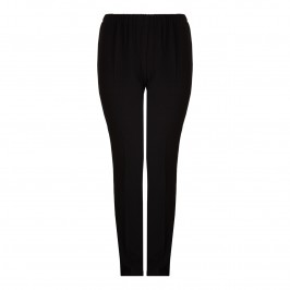 Marina Rinaldi Black Cigarette TROUSERS - Plus Size Collection