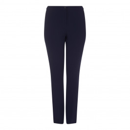 Marina Rinaldi navy tailored TROUSERS - Plus Size Collection