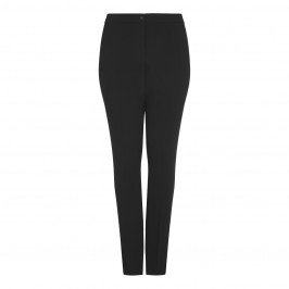 Marina Rinaldi black slim leg TROUSERS - Plus Size Collection