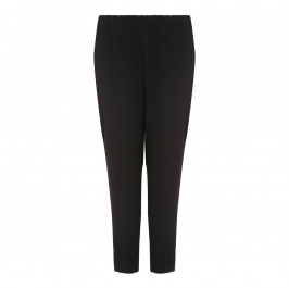 Marina Rinaldi black narrow leg tailored TROUSERS - Plus Size Collection
