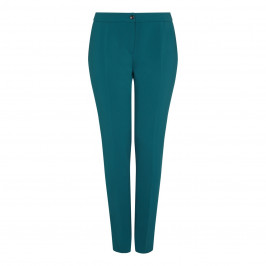 Marina Rinaldi Green Tailored Trouser - Plus Size Collection