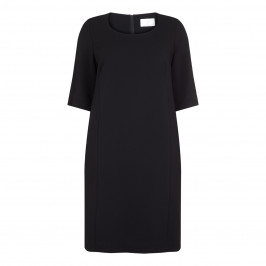 Marina Rinaldi Black Shift Dress - Plus Size Collection