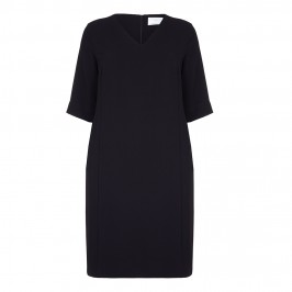 MARINA RINALDI relaxed fit business DRESS - Plus Size Collection