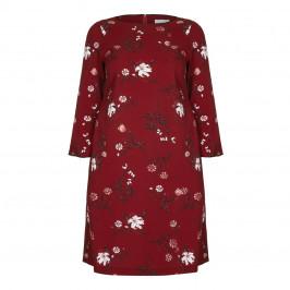 MARINA RINALDI FLORAL PRINT DRESS - Plus Size Collection