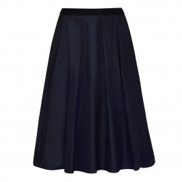 MARINA RINALDI TAFFETA SKIRT - Plus Size Collection