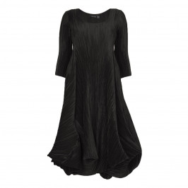 MASHIAH Black statement DRESS - Plus Size Collection